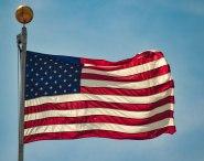 American Flag (Eufaula, OK)
